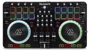 Numark Mixtrack Quad - DJ Controller