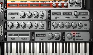 Tone 2 FireBird+ Synthesizer für alle!