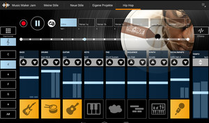 Magix veröffentlicht Music Maker Jam