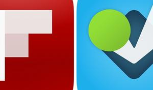 Fit für iOS 7: Foursquare und Flipboard in neuer Optik veröffentlicht