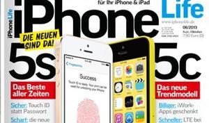 iPhone Life 6/2013: Pünktlich zum kommenden iPhone-Verkaufsstart in unserer Kiosk-App