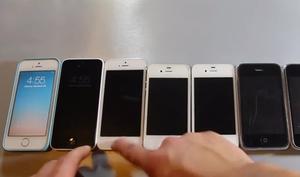 Video: Alle iPhone-Generationen im Geschwindigkeitsvergleich