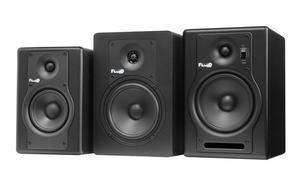 Neue Fluid Audio Monitore F5, C5 und F4