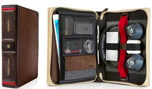 Dicker Wälzer: Twelve South zeigt BookBook Travel Journal für iPad und iPad mini