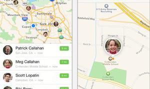 """Apple überarbeitet """"Meine Freunde suchen"""" für iOS 7"""