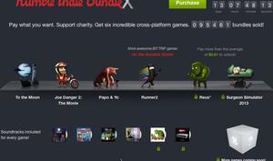 Humble Indie Bundle 10: Tolle Mac-Spiele zum Schnäppchenpreis