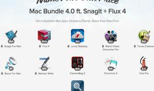 Mac Bundle 4.0: Neues Bundle bietet 11 OS-X-Apps zum Wunschpreis
