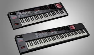Roland Fantom FA-06 und FA-08 - Keyboard Workstation