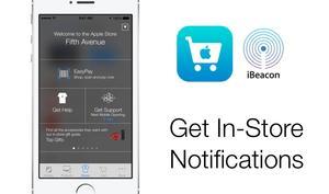 """Made for iPhone"": Apple veröffentlicht iBeacon-Spezifikation"