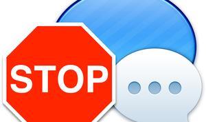 iMessage in Mavericks: So blockieren Sie nervige Kontakte
