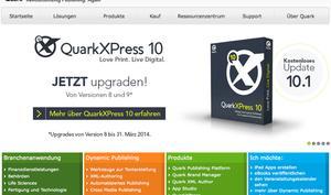 QuarkXPress 10.1 veröffentlicht: Kostenloses Update bringt mehr Leistung und verbesserten Zoom