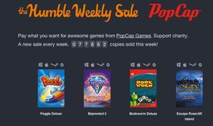 Humble Weekly Sale: Bejeweled 3 und viele andere PopCap-Spielehits zum Schnäppchenpreis