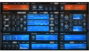 Rompler Soundbank für Tone2 ElectraX
