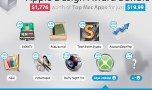 MacHeist Apple Design Award Bundle: 7 ausgezeichnete Mac-Apps für nur 15 Euro