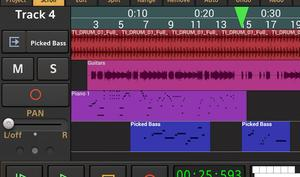 eXtream Audio Evolution - DAW für Android