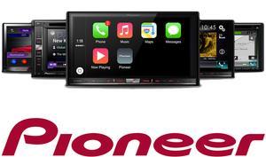 Pioneer NEX wird CarPlay-fähig