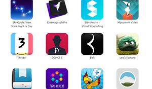 Apple Design Awards 2014: Das sind die Gewinner