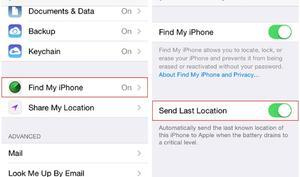 iOS 8: Verlorene und gestohlene iPhones leichter wiederfinden