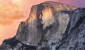 Hier bekommt ihr die offiziellen Yosemite-Hintergrundbilder