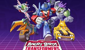 Rovio und Hasbro kündigen Angry Birds Transformers an