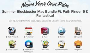 Summer Blockbuster Mac Bundle: Fantastical und 9 weitere Apps zum Schnäppchenpreis