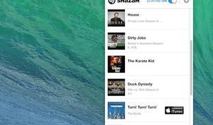 Musikerkennung am Mac: Shazam-App erobert OS X