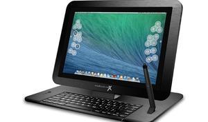 """Modbook Pro X: Tablet auf Basis des MacBook Pro 15"""" startet als Kickstarter-Projekt"""
