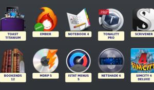 Mac-Bundle bei MacUpdate: Preisersparnis von 90 Prozent