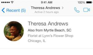 Facebook Messenger gibt bald persönliche Informationen heraus