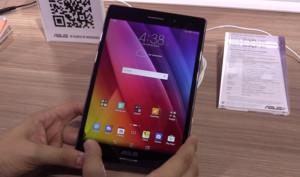 Asus Zenpad S 8.0: 8 Zoll-Tablet mit USB-Type-C-Anschluss