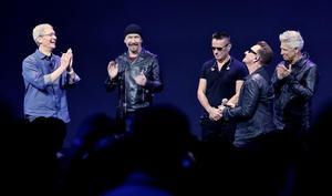 Apple ermöglicht Löschung des U2-Albums Songs of Innocence