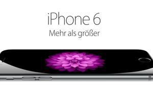 iPhone 6 im Test: Vergangenheit triff auf die Zukunft