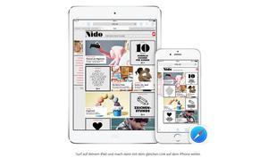OS X 10.10 Yosemite & iOS 8.1: Continuity Activation Tool ermöglicht Handoff bei allen Yosemite-Geräten