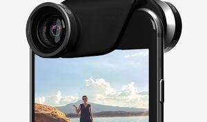 Vorsatzlinsen für das iPhone 6 und das iPhone 6 Plus für geniale Fotos
