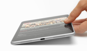 Dreiste iPad-Kopie: Nokia stellt Tablet N1 vor