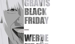 Black Friday: GRAVIS bietet iPhone 5s, iPads, Macs und Zubehör zu saftigen Rabattpreisen