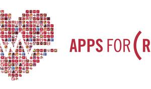 Leben retten mit Apps für (RED)