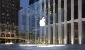 Kursrutsch: Apple verliert 40 Milliarden Dollar binnen weniger Minuten