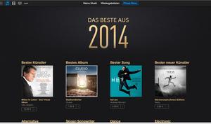 iTunes: Die beste Musik aus 2014