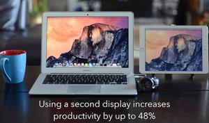 Duet macht aus iPads Zweit-Displays für Macs