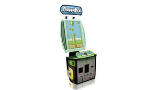 Flappy Bird für die Spielhalle