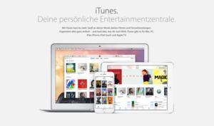 iTunes wehrt sich gegen Musik-Format: .aac-Dateien müssen in .m4a-Dateien konvertiert werden