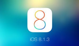 Fehlerbehebung: Apple veröffentlicht iOS 8.1.3