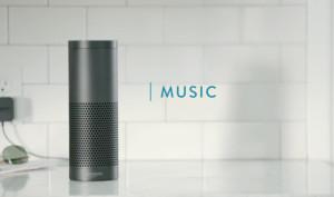 Amazon Echo: iTunes-Sprachsteuerung für intelligenten Bluetooth-Lautsprecher