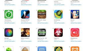 Indie-Entwickler will größeres Stück vom App-Umsatz von Apple
