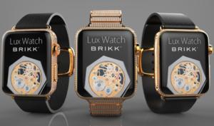 Apple Watch: Luxus-Händler Brikk kündigt Edel-Apple-Watches für 75.000 Dollar an - Konkurrenz für das Original?