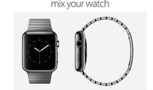 Apple Watch: Unterschiedliche Smartwatch-Modelle samt Armbänder schon jetzt kombinieren