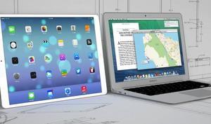 iPad Pro: Riesen-iPad soll Oxid LC-Display für höhere Auflösung und Farbsättigung sowie schnellere Reaktionszeit bekommen
