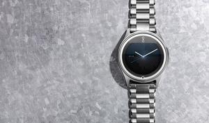 Luxuriöse Smartwatch Olio für iOS und Android