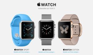 Apple Watch: Verkaufsprotokoll geleakt - so kaufen Sie Ihre Apple Smartwatch